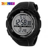 Стойкие часы наручные Skmei 1025 Army Black. Отличное качество. Доступная цена. Дешево. Код: КГ3125