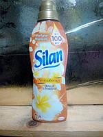 Ополаскиватель для белья Silan Ароматерапия с ароматом Франжипани и Цитрусового масла 925 мл