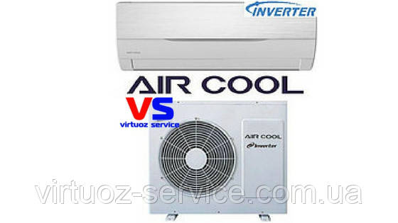 Кондиционер AIRCOOL GI-24LHK INVERTER, фото 2