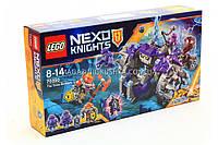 Конструктор «Nexo knights» - Три брата (оригинал)
