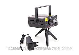 Портативная лазерная установка для дискотек и вечеринок SL-02 Disco laser