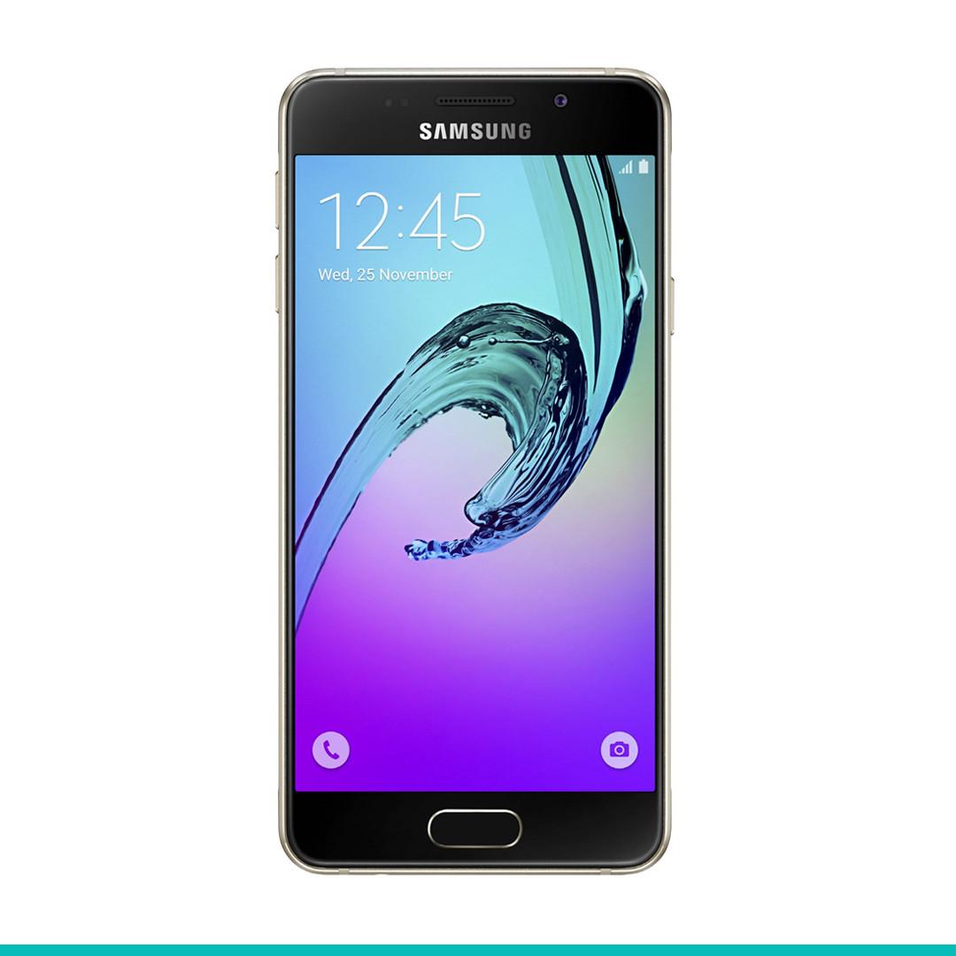 Смартфон Samsung Galaxy A7 2016 Duos SM-A710 16Gb Б/у