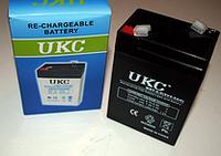 Аккумулятор батарея BATTERY GD 645 6V 4A GD LITE