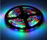 Cветодиодная лента LED 5050,7 цветов,5 метров(разноцветная), фото 3