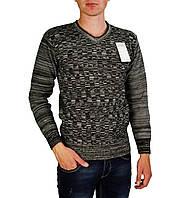 Серо-коричневый свитер мужской, джемпер CIHAN ELBEYLI, фото 1