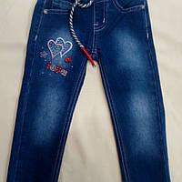 Джинсы для девочки размер 92-98