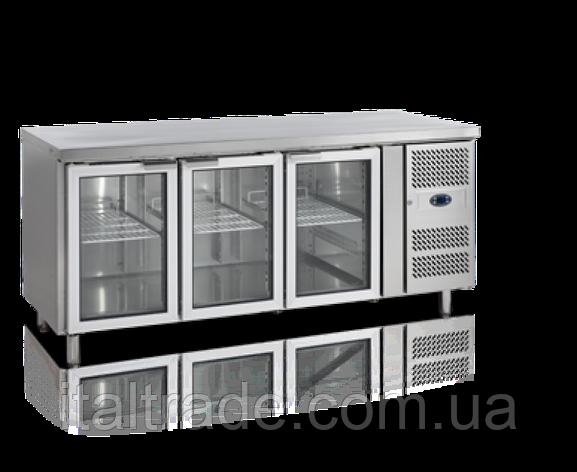 Стол холодильный Tefcold CK 7310 G, фото 2