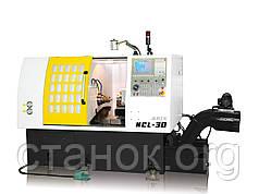 Arix ECL (NCL) токарный станок по металлу с ЧПУ прутковый с пруткоподатчиком арикс ецл нцл прутковый