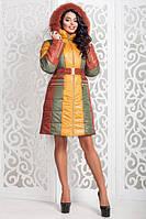 Популярная зимняя одежда.. пуховики.
