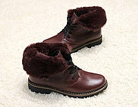 Зимние ботинки Wright на шнуркаx