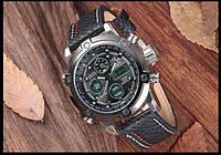 Часы армейские AMST 3022 Silver-Black, 2018 Есть опт