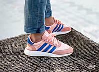 Adidas Iniki Runner Rose. Интернет магазин спортивной обуви. Качественные кроссовки.
