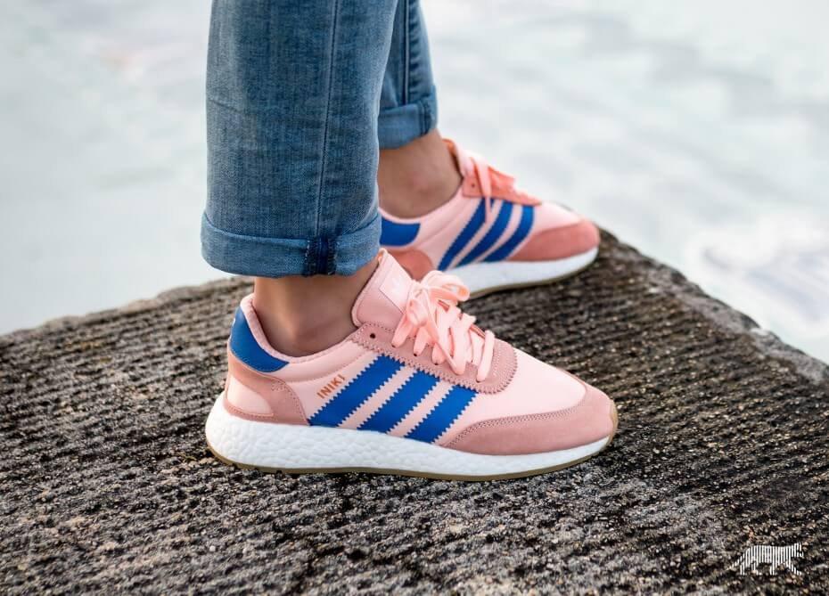 Adidas Iniki Runner Rose. Интернет магазин спортивной обуви. Качественные  кроссовки. - интернет магазин 27807281889
