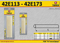 Стержни клеевые желтые, Ø-11,2мм., n-12, 0.3кг.,  TOPEX  42E171, фото 1