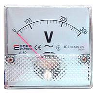 АС Вольтметр 500В Модель А-80