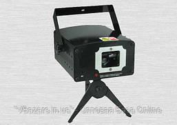 Портативная лазерная установка для дискотек и вечеринок S-4 Disco laser