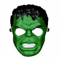 Декоративная ужасная маскарадная маска для костюма Халк Зелёный
