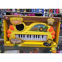 Детское интерактивное пианино