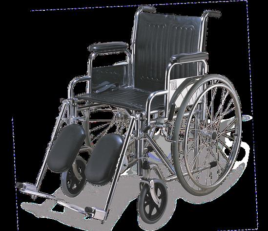 Инвалидная коляска складная, фото 2
