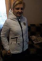 Модная Куртка женская деми (44-46), доставка по Украине