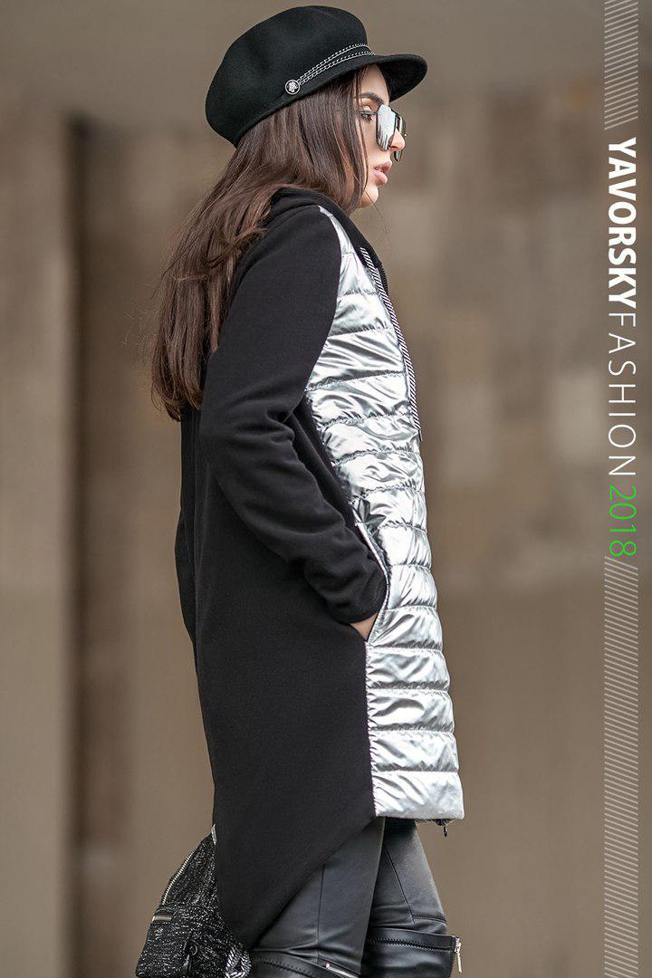 Куртка  из перламутровой плащевки размер 42 - 48