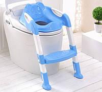 Сиденье для унитаза со ступеньками  Froggie Children`s Toilet Ladder