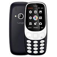 Samgle 3G 3310 разблокированный телефон Чёрный