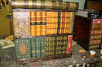 Сундук квадратный книжный большой на колесах 65х62х65 см