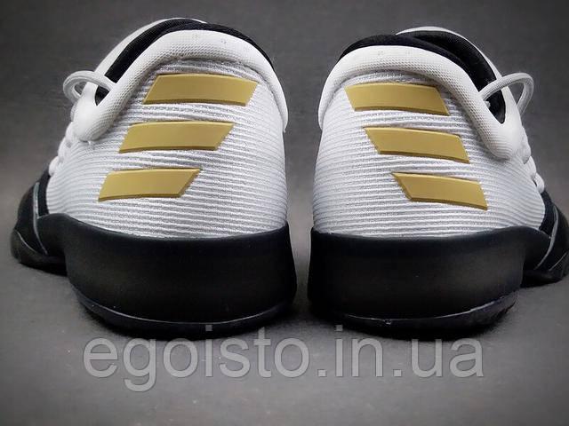 4bcf06ee Кроссовки Мужские Баскетбольные Adidas Harden Vol.1 Black Toe/White ...