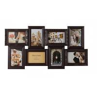 Коллаж-мультирамка для фото 8 в 1 Angel Gifts 112183