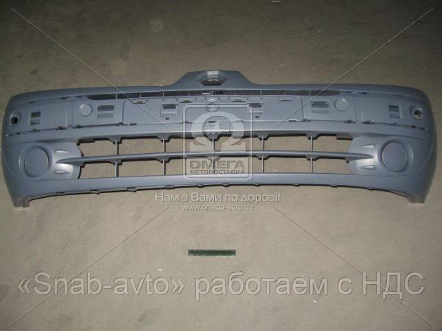 Бампер передний RENAULT CLIO 01-05 (производство TEMPEST) (арт. 410463900), AFHZX