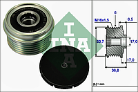 Механизм свободного хода генератора FORD (Производство Ina) 535 0074 10, AFHZX