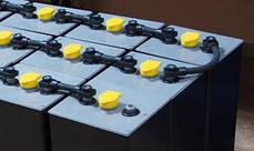 Тяговые аккумуляторы для погрузчиков Mitsubishi, фото 2