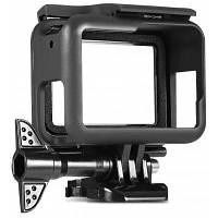Пылезащитная крышка объектива+корпус с защитой от царапин для GoPro HERO5 Чёрный