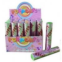 Хлопушка Angel Gifts фольга 20 см 8820B