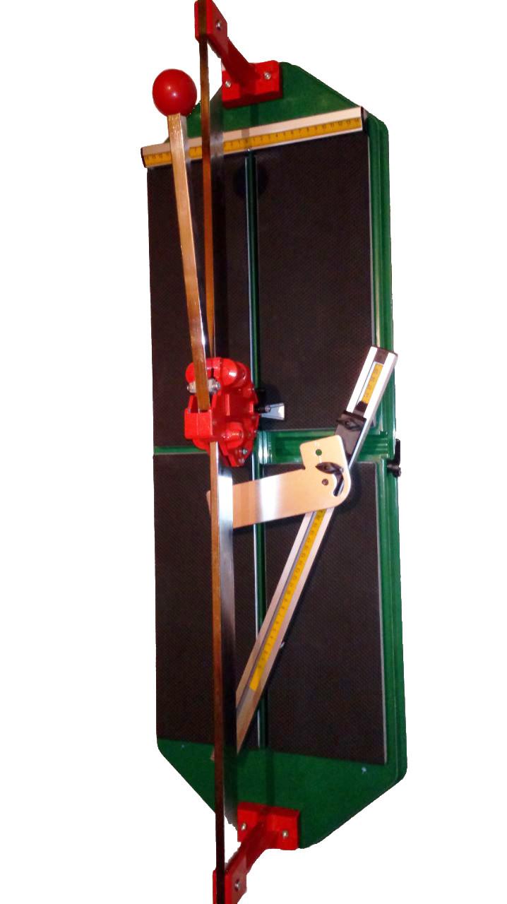 Плиткорез Prof Line для керамогранита на плавающей станине, 900 мм, девять подшипников