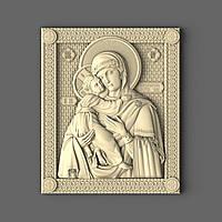 Икона Владимирскай Божьей матери