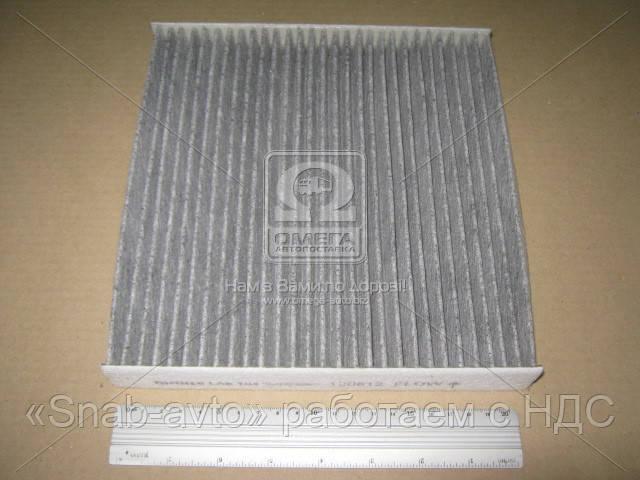 Фильтр салона CITROEN, PEUGEOT угольный (производство Knecht-Mahle) (арт. LAK184), ACHZX