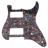 3-слойная накладка для Fender Stratocaster HH гитары FS-61627