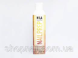 Nila Nail Prep - обезжириватель для ногтей с антибактериальным эффектом, 250 ml
