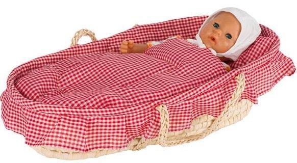 Набор для кукол Люлька Goki 15252G