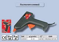 Пистолет клеевой электрический, 8 мм., 30Вт.,  Top Tools  42E581