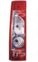 Фонарь задний для Citroen Jumpy с 2007 левый (DEPO)
