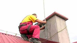 Монтаж пассивных систем молниезащиты зданий и сооружений