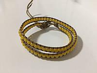 Браслет Chan-Luu желтый бисер