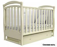 Кроватка Верес Соня ЛД-6 на маятнике