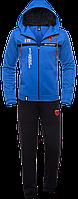 Мужской брендовый спортивный костюм р. 52