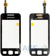 Тачскрин (сенсор) Samsung Wave 525 S5250 | Wave 575 S5750 | Оригинал | черный