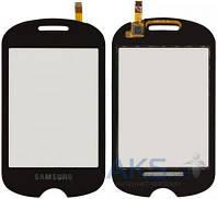 Тачскрин (сенсор) Samsung Corby POP C3510   C3510 TV   Оригинал   черный