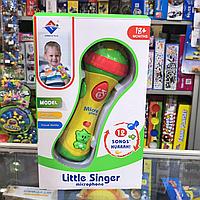 Детский микрофон для ребёнка